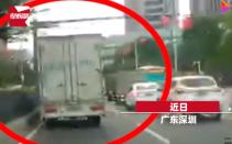 """货车在路上开出S形,被交警逮到时竟喊""""好爽"""",网友:粉色噩梦!"""