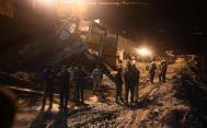 印度北部冰川断裂死亡人数升至26人 救援队连夜作业